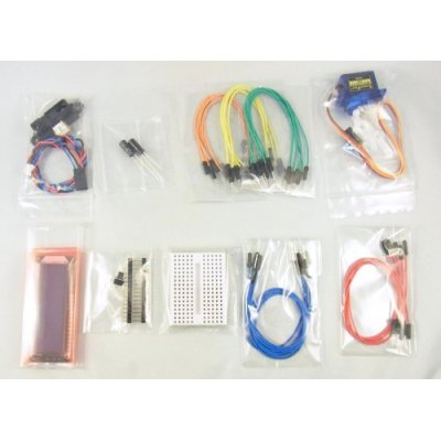 Photo1: Expansion kit for Arduino