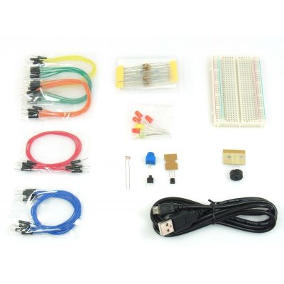 Photo1: Entry kit (MO Pro version) for Arduino