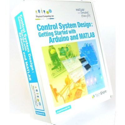 Photo1: Control System Design:Getting Started with Arduino and MATLAB -Experimental Kit