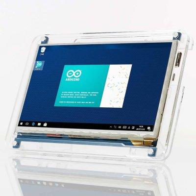 "Photo1: 7 ""HDMI Display & Case Set"